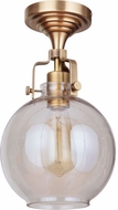 Craftmade X8308-VB-C State House Contemporary Vintage Brass Ceiling Light