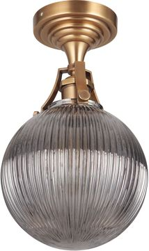 Craftmade X8326-VB State House Contemporary Vintage Brass Home Ceiling Lighting