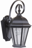 Craftmade Z2904-MN Chadwick Traditional Midnight Outdoor 8 Wall Sconce