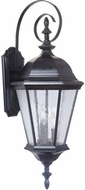 Craftmade Z2924-MN Chadwick Traditional Midnight Outdoor 13 Light Sconce