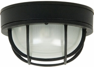 Craftmade Z395-05-NRG Bulkheads Textured Matte Black Fluorescent Exterior Ceiling Lighting