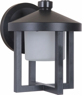 Craftmade Z9204-11-LED Alta Modern Midnight LED Exterior Small Wall Light Sconce