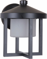 Craftmade Z9214-MN-LED Alta Modern Midnight LED Outdoor 8 Wall Lighting Sconce