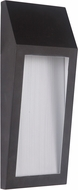 Craftmade Z9312-92-LED Wedge Modern Oiled Bronze LED Exterior Medium Wall Sconce