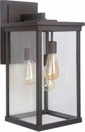 Craftmade Z9734-92 Riviera III Oiled Bronze Exterior Extra Large Lighting Sconce