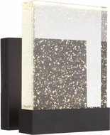 Craftmade ZA1210-TB-LED Aria II Contemporary Textured Matte Black LED Exterior Wall Sconce Light