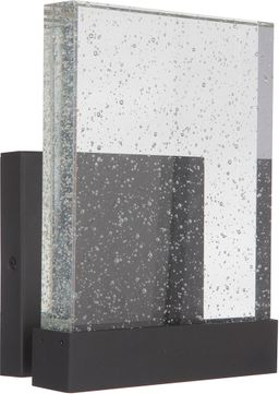 Craftmade ZA1220-TB-LED Aria II Modern Textured Matte Black LED Outdoor Wall Sconce