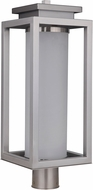 Craftmade ZA1325-SS-LED Vailridge Stainless Steel LED Outdoor Post Lighting