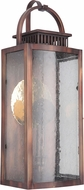 Craftmade ZA1512-WC-LED Hearth Traditional Weathered Copper LED Outdoor 20 Wall Lighting Sconce