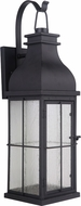 Craftmade ZA1804-MN-LED Vincent Midnight LED Exterior Wall Sconce