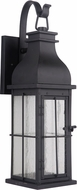 Craftmade ZA1814-MN-LED Vincent Midnight LED Exterior 7 Wall Lighting