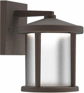 Craftmade ZA2214-BZ Resilience Lanterns Bronze Outdoor Wall Mounted Lamp