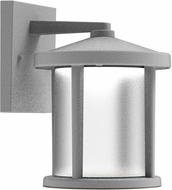 Craftmade ZA2214-TW Composite Lanterns Textured White Outdoor Wall Sconce Lighting