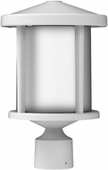 Craftmade ZA2215-TW Composite Lanterns Textured White Exterior Post Light Fixture