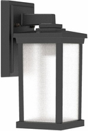 Craftmade ZA2404-TB Resilience Lanterns Textured Matte Black Exterior 5 Wall Sconce