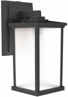 Craftmade ZA2414-TB Resilience Lanterns Textured Matte Black Outdoor 6 Wall Lamp