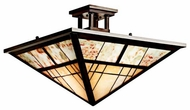 Craftsman Ceiling Lights