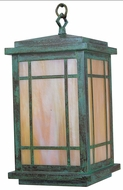Craftsman Outdoor Hanging Lighting