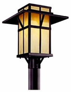 Craftsman Outdoor Post Lighting