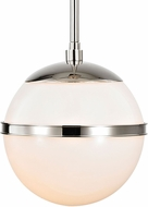 Crystorama 2107-PN Truax Modern Polished Nickel Mini Hanging Light