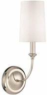 Crystorama 2241-PN Sylvan Polished Nickel Sconce Lighting