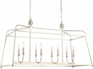 Crystorama 2249-PN-NOSHADE Sylvan Polished Nickel Kitchen Island Lighting