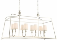 Crystorama 2249-PN Sylvan Polished Nickel Kitchen Island Light