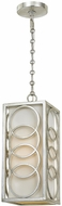 Crystorama 280-SA Graham Antique Silver Foyer Lighting Fixture