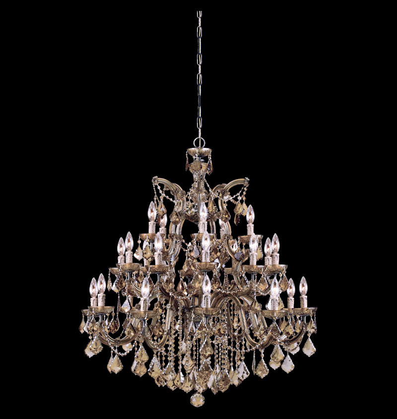 Enjoyable Crystorama 4470 Ab Gt Mwp Maria Theresa Antique Brass 38 Inch Diameter 26 Candle Dining Room Chandelier Home Remodeling Inspirations Basidirectenergyitoicom