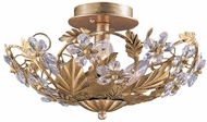 Crystorama 5316-GL Paris Market Gold Leaf Overhead Lighting