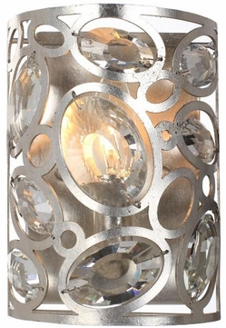 Crystorama 7581-DT Sterling Distressed Twilight Wall Lighting