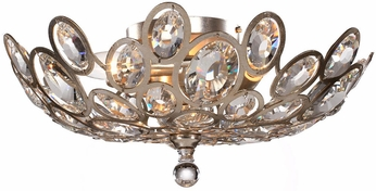 Crystorama 7583-DT Sterling Distressed Twilight Ceiling Light Fixture