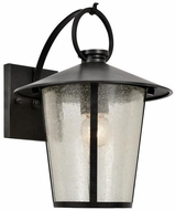 Crystorama AND-9201-SD-MK Andover Matte Black Exterior 9 Wall Light Sconce