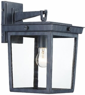 Crystorama BEL-A8062-GE Belmont Graphite Outdoor 10 Lighting Sconce
