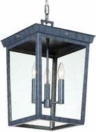 Crystorama BEL-A8065-GE Belmont Graphite Exterior Drop Lighting