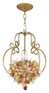 Crystorama Pendants and Foyer Lighting
