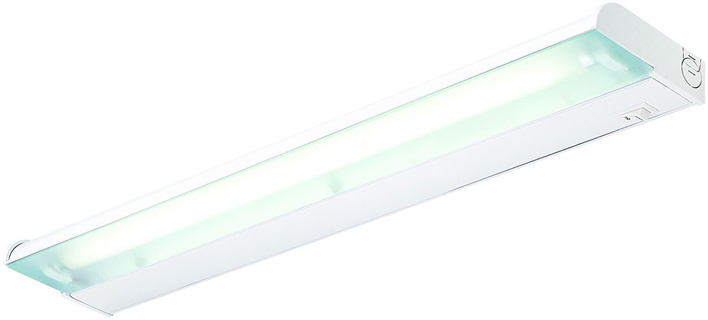 CSL CAF 24 Counter Attack Contemporary Fluorescent 24u0026nbsp; Under Cabinet  Light. Loading Zoom