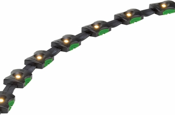 CSL INVLED-100 Invizilite Contemporary LED 100 pack of Concealed Linear Lighting Units