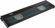 CSL NCA-LED-16-BZ Counter Attack Modern Bronze LED 16  Under Counter Light