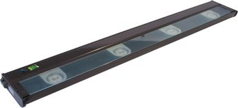 CSL NCA-LED-32-BZ Counter Attack Modern Bronze LED 32  Under Counter Light