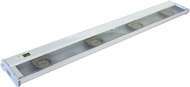 CSL NCA-LED-32-WT Counter Attack Modern White LED 32  Undercabinet Lighting