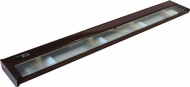 CSL NCAX-120-32 New Counter Attack Contemporary Bronze Xenon Under Cabinet Light