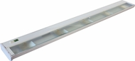 CSL NCAX-120-40 New Counter Attack Contemporary White Xenon 40  Cabinet Lighting