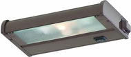 CSL NCAX-120-8 New Counter Attack Modern Bronze Xenon 8  Under Cabinet Lighting