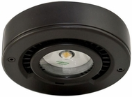 CSL PPL-BK Pro Puck Contemporary Black LED Dimmable Puck Light