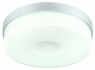 CSL SS1034B-BC Impression Fluorescent Flush Mount Ceiling or Wall Light - 12 inches