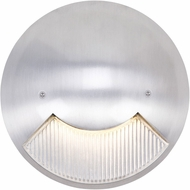 CSL SS3000-WT Steplight Contemporary Mate White LED Outdoor Step Light