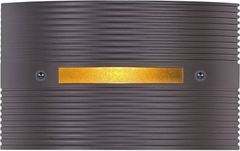 CSL SS3002-BZ Steplight Contemporary Bronze LED Outdoor Step Light