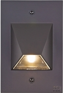CSL SS3003-BZ Steplight Modern Bronze LED Exterior Step Lighting