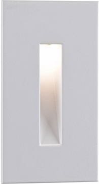 CSL SS3008-WT Steplight Contemporary White LED Outdoor Step Light